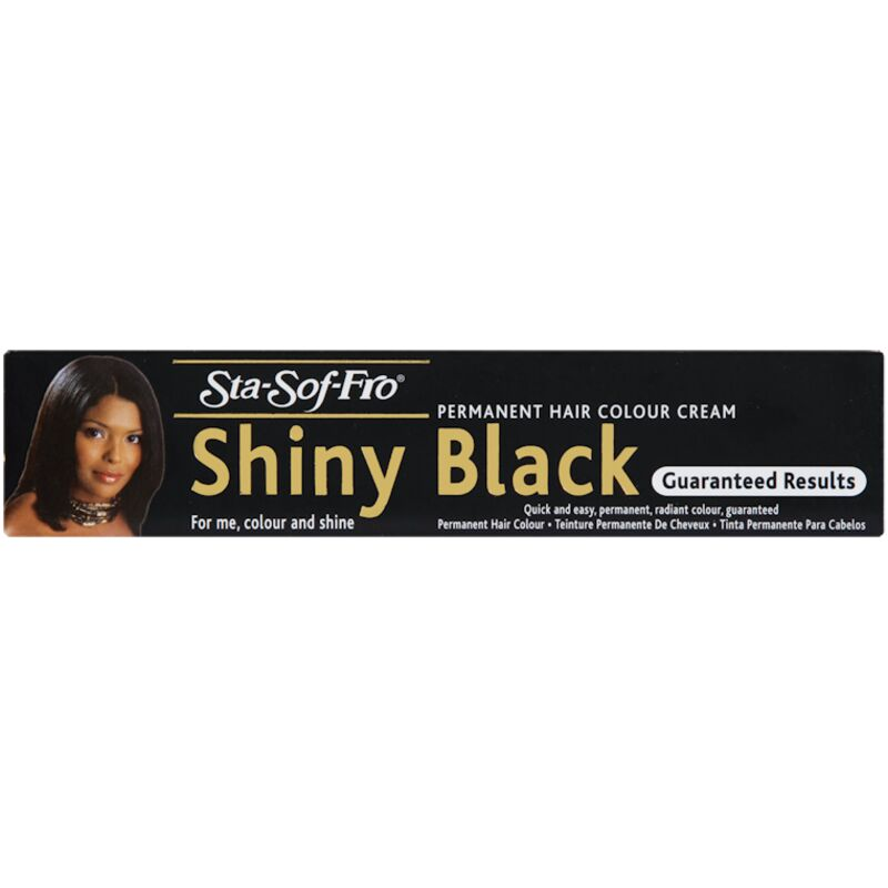 STA SOF FRO H/COL BLACK – 25ML