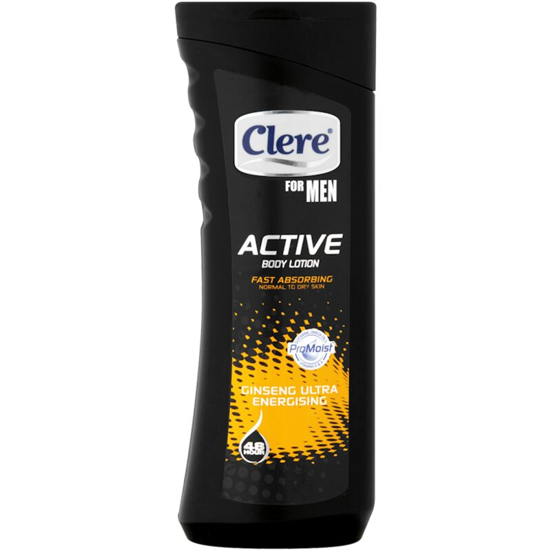 CLERE ACTIVE FOR HIM LOTION GINSENG ULTRA ENERGISING – 400ML