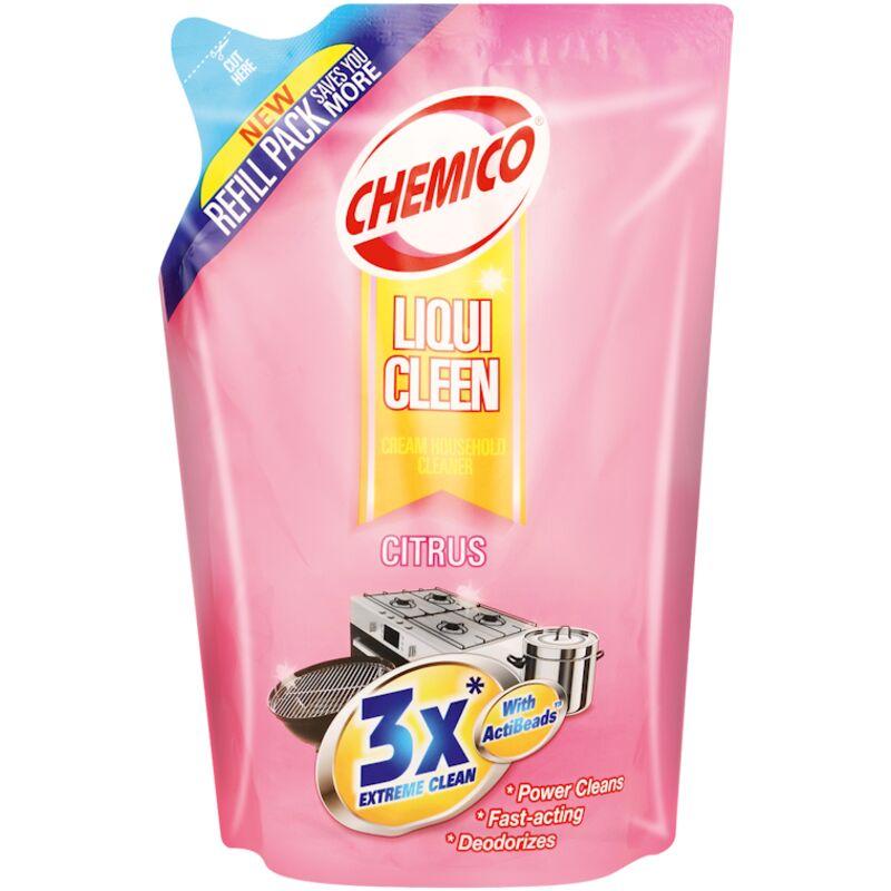CHEMICO APC REFILL CITRUS – 750ML