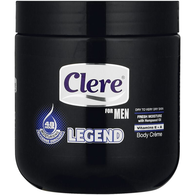 CLERE FOR MEN CREAM LEGEND – 450ML