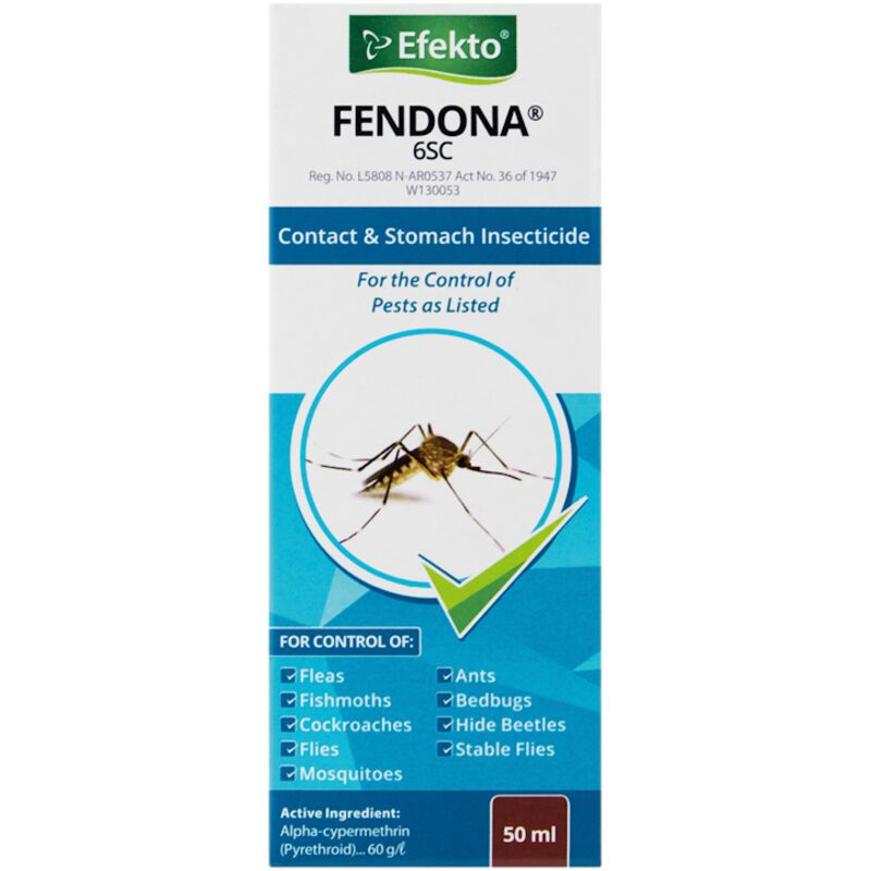EFEKTO FENDONA SC 6%M – 50ML
