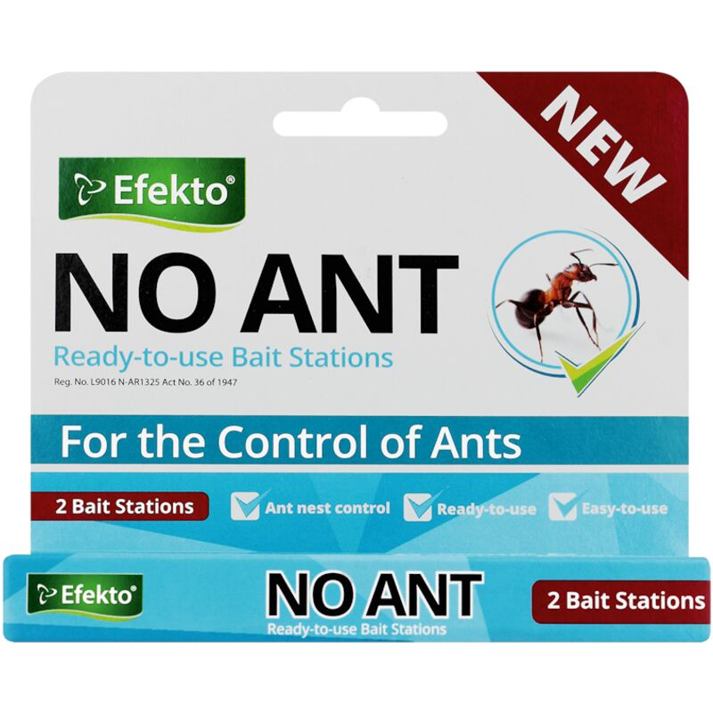 EFEKTO NO ANT BAIT STATION – 2S
