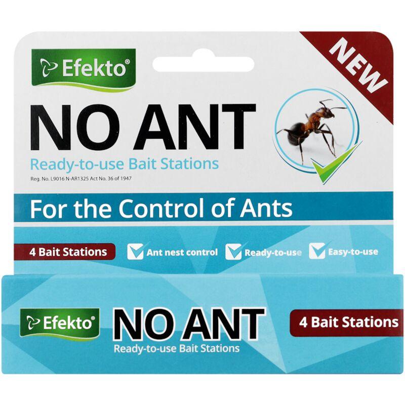 EFEKTO NO ANT BAIT STATION – 4S