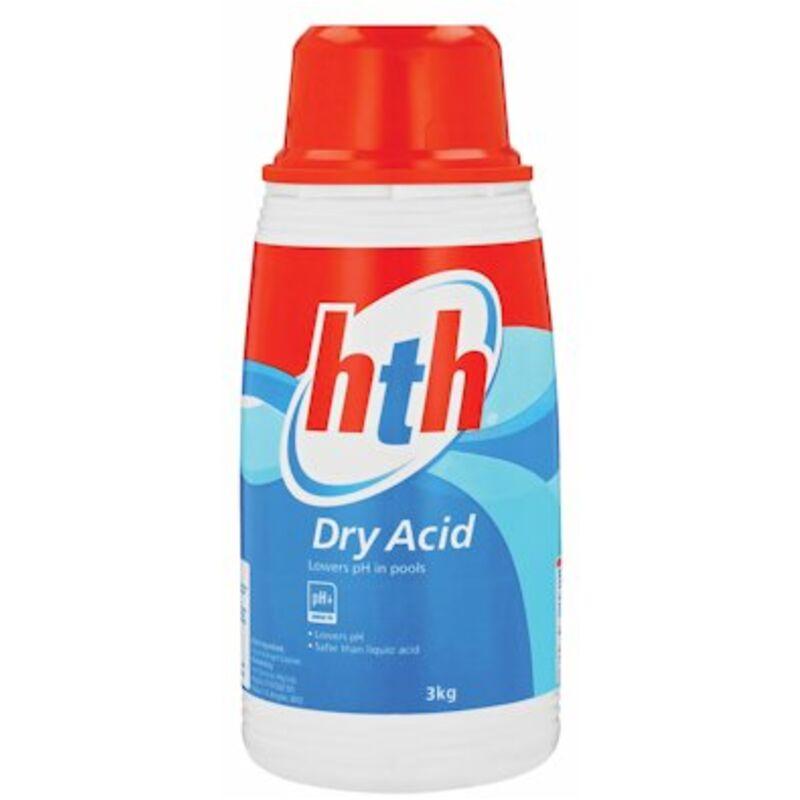HTH DRY ACID – 3KG