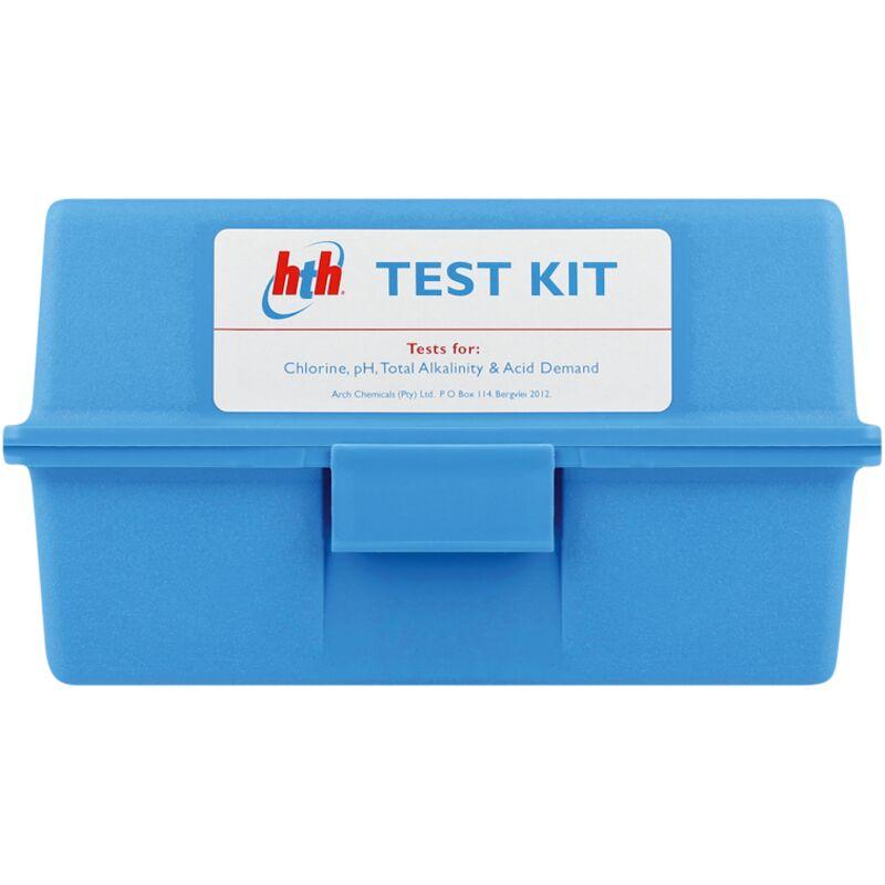 HTH 4 IN 1 TEST KIT – 1.5KG