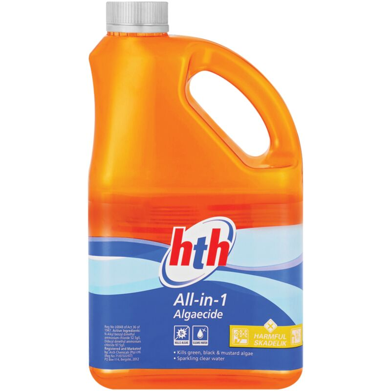 HTH ALL IN ONE ALGAECIDE – 2L