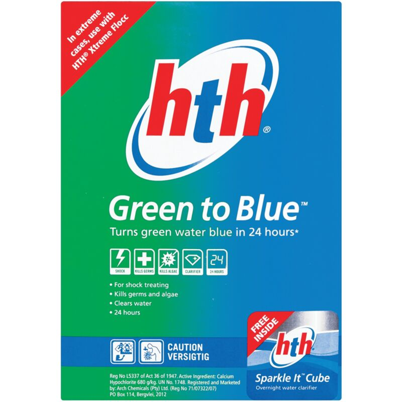 HTH GREEN TO BLUE – 1L