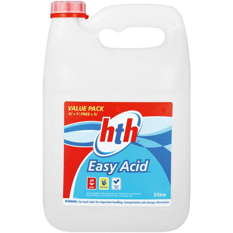 HTH EASY ACID VALUE PACK – 5L