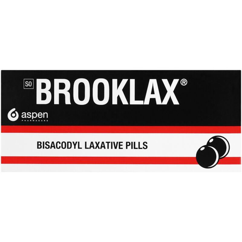 BROOKLAX LAXATIVE TABLETS – 10S