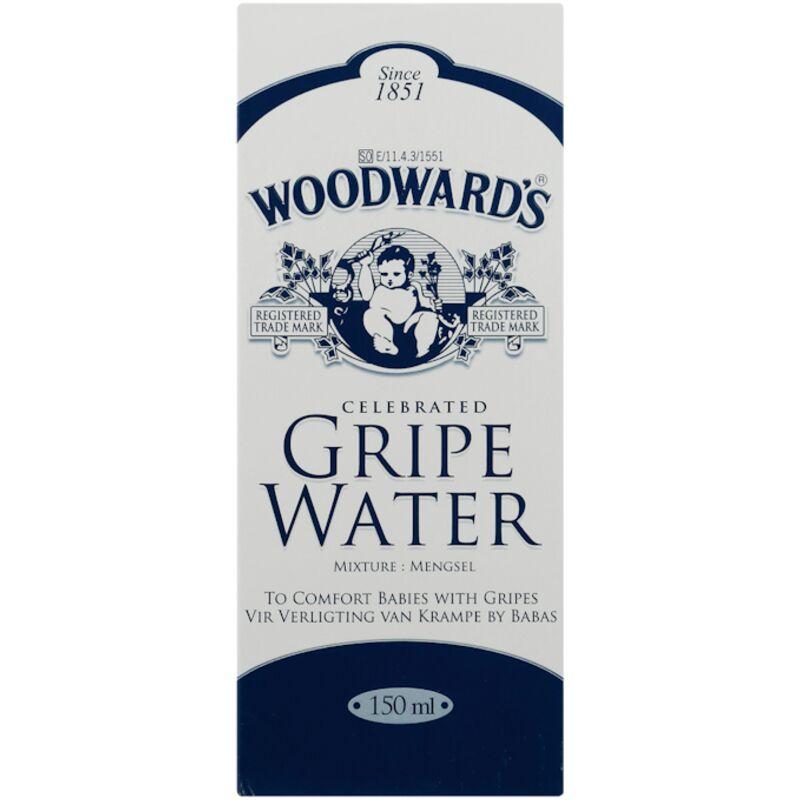 WOODWARDS GRIPE WATER – 150ML