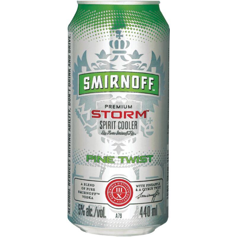 SMIRNOFF TWIST STORM PINE – 440ML