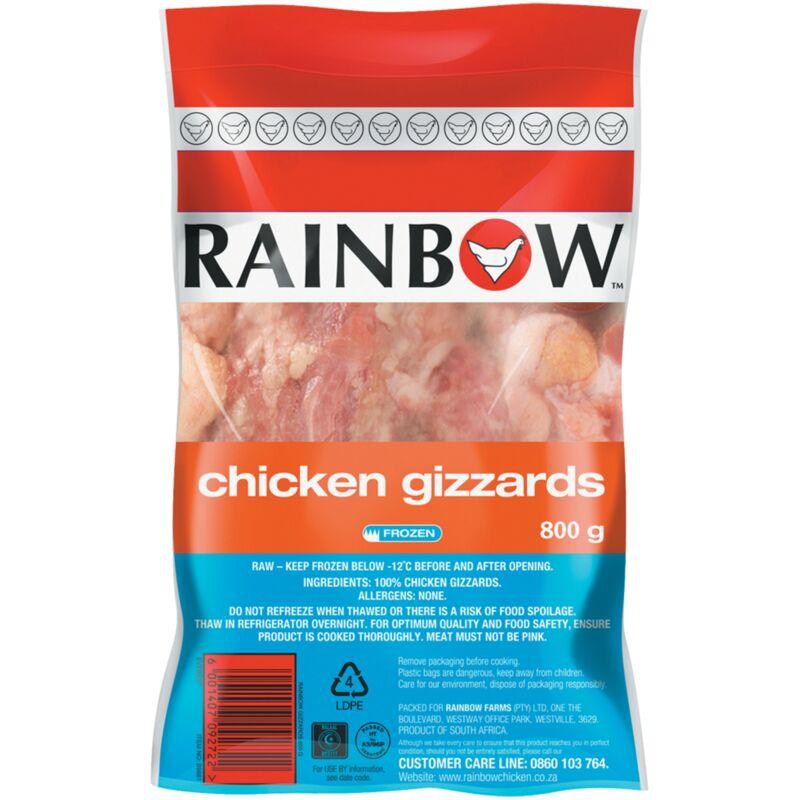 RAINBOW GIZZARDS – 800G