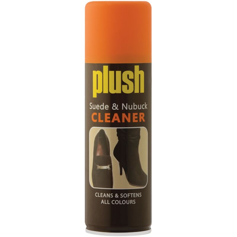 PLUSH CLEANER SUEDE – 200ML