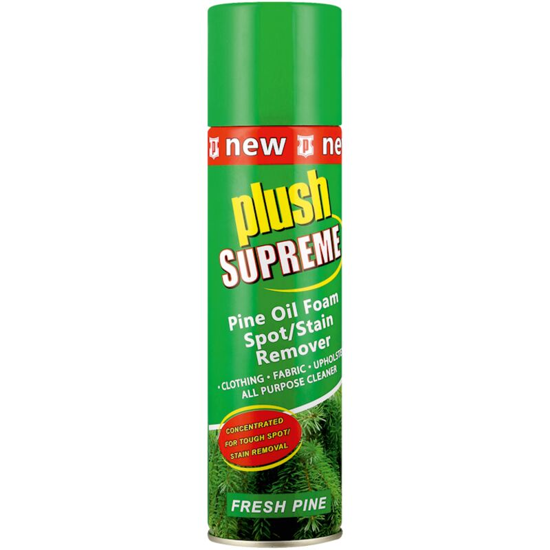 PLUSH SUPREME SPOT STAIN REMOVER PINE – 275ML