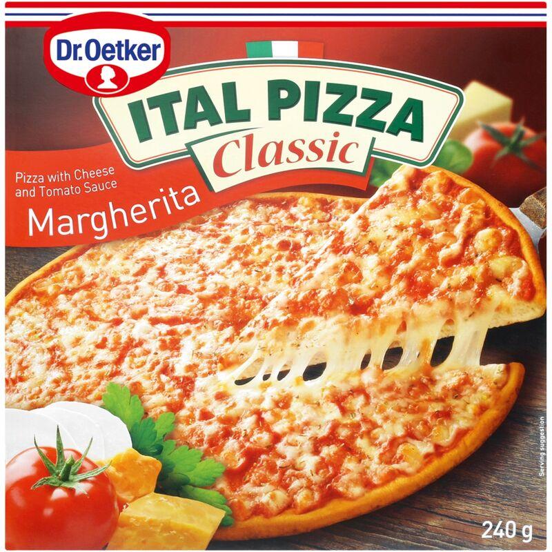 DR OETKER ITAL PIZZA MARGHERITA – 240G