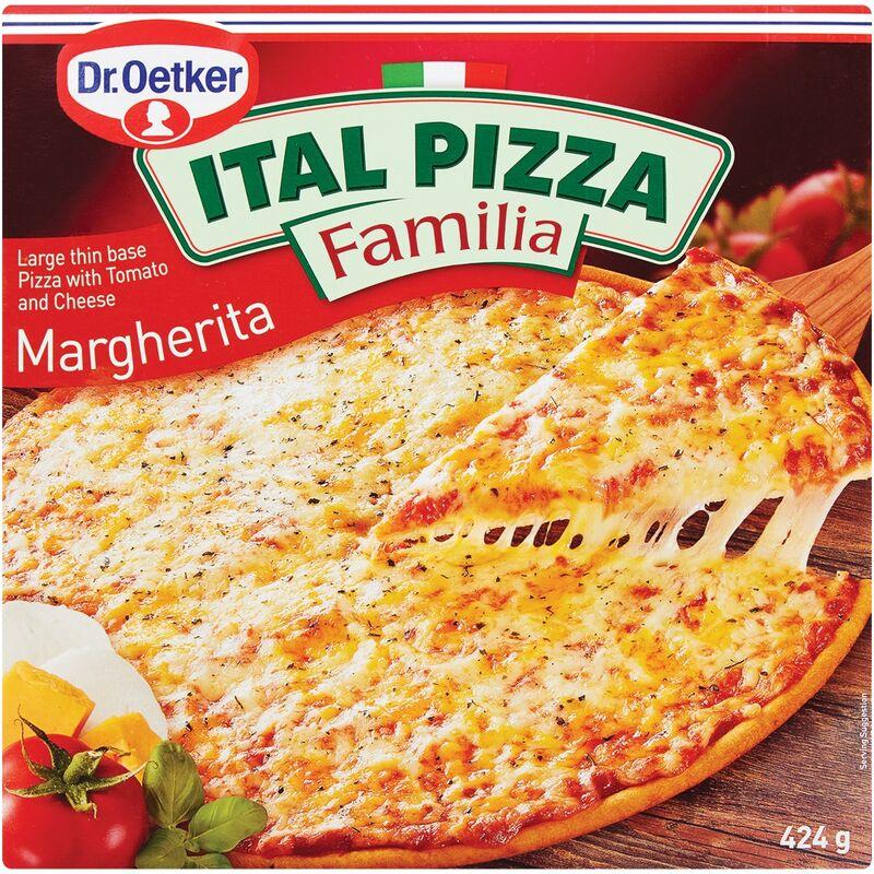 DR OETKER ITAL PIZZA FAMILIA MARGHERITA – 424G