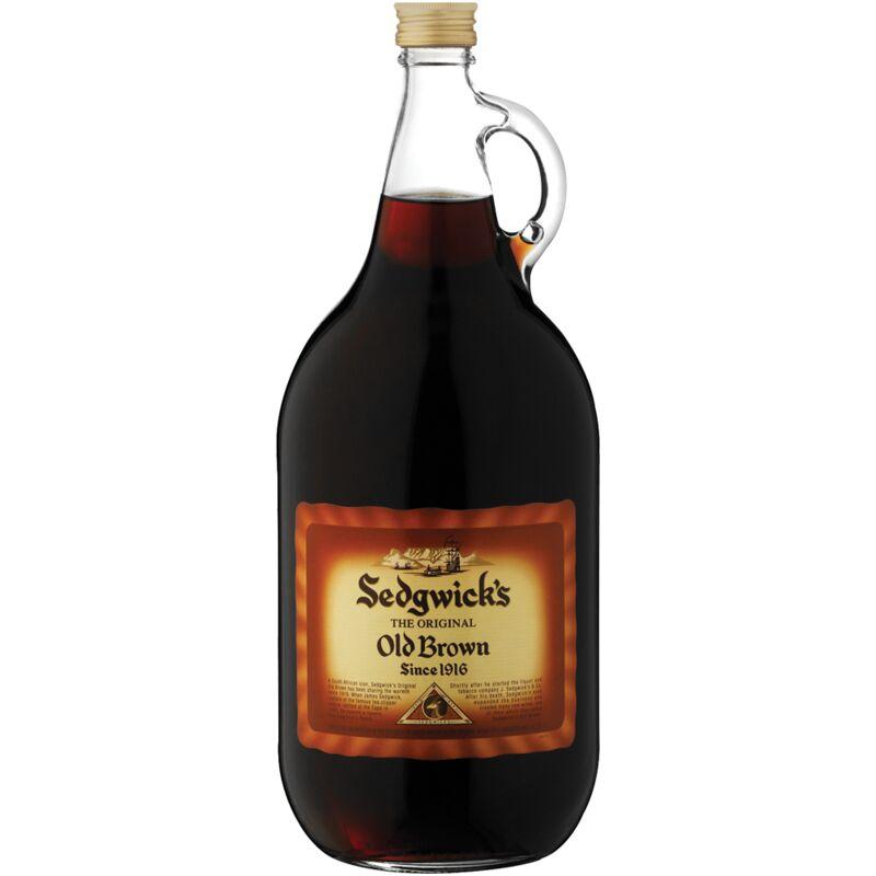 SEDGWICKS OLD BROWN SHERRY – 2L