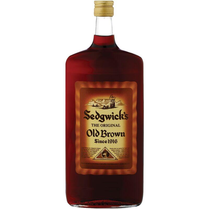 SEDGWICKS OLD BROWN SHERRY – 1L