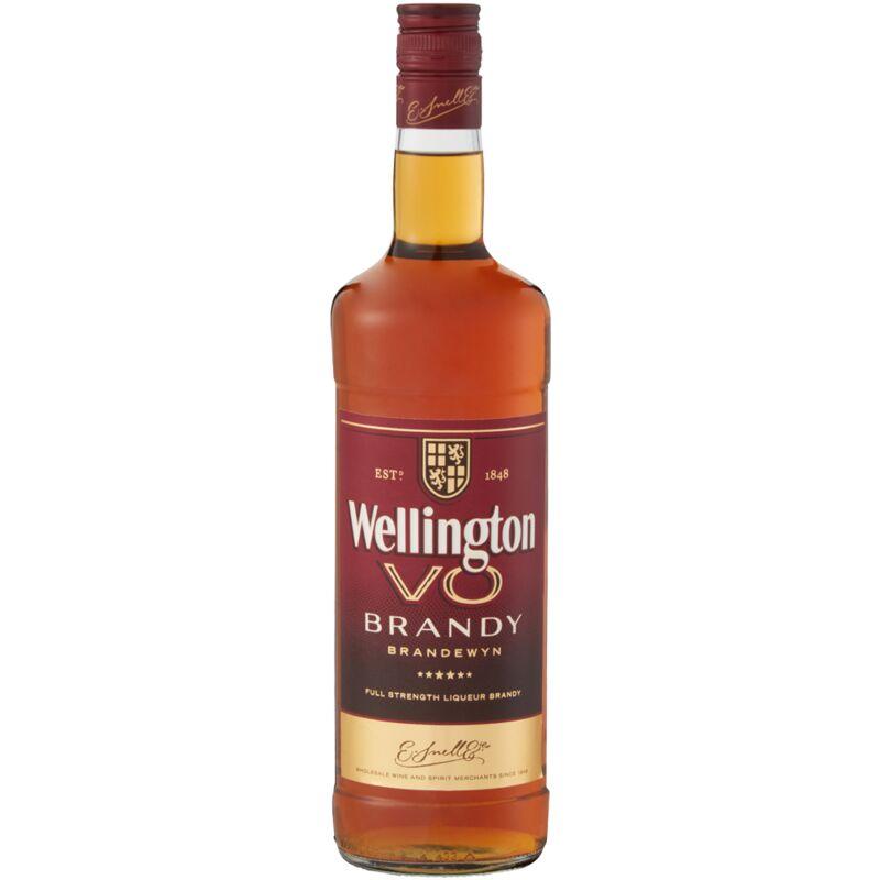 WELLINGTON VO BRANDY – 750ML