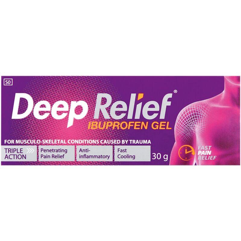 DEEP RELIEF PAIN GEL – 30G
