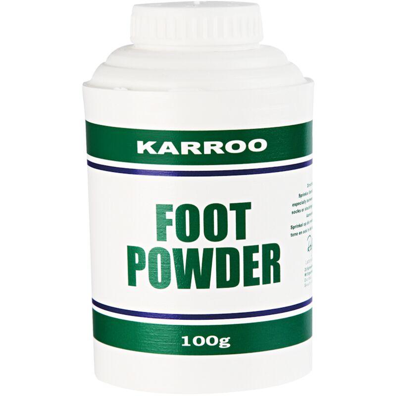 KARROO FOOT POWDER – 100G