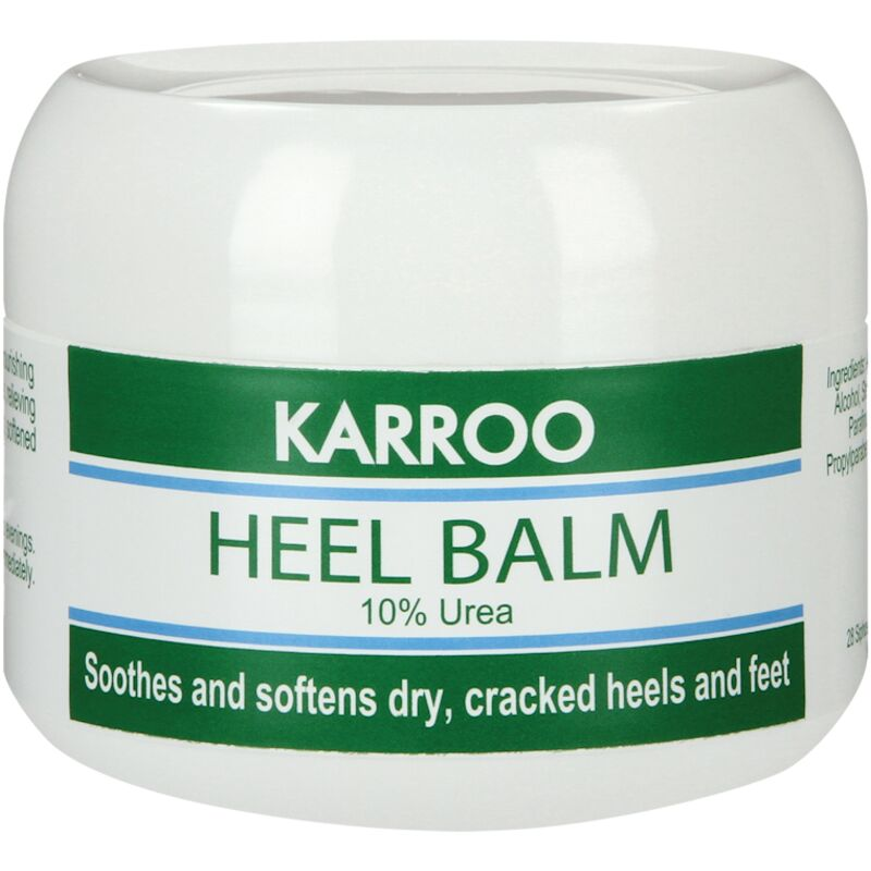 KARROO MOISTURISER FOOT & HEEL BALM – 150ML