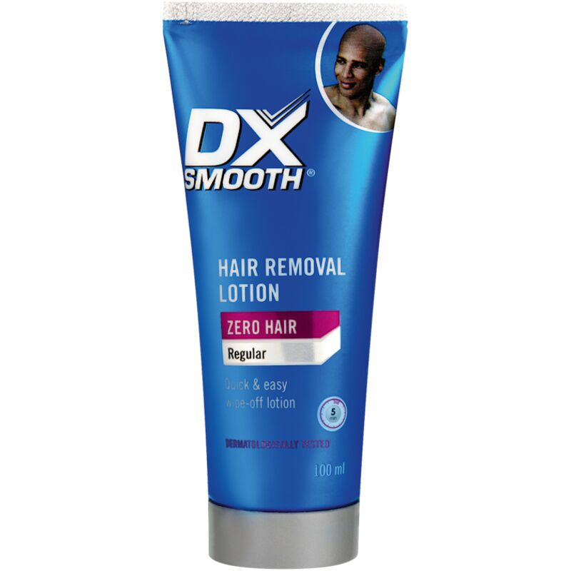 DX SMOOTH HAIR REMOVAL LOTION – 100ML