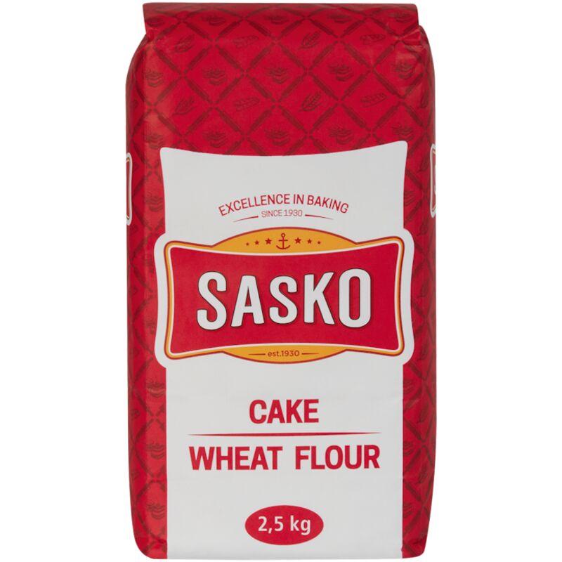 SASKO FLOUR CAKE – 2.5KG
