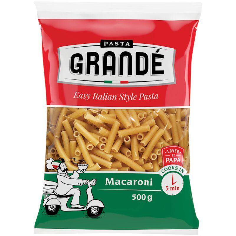 PASTA GRANDE MACARONI – 500G