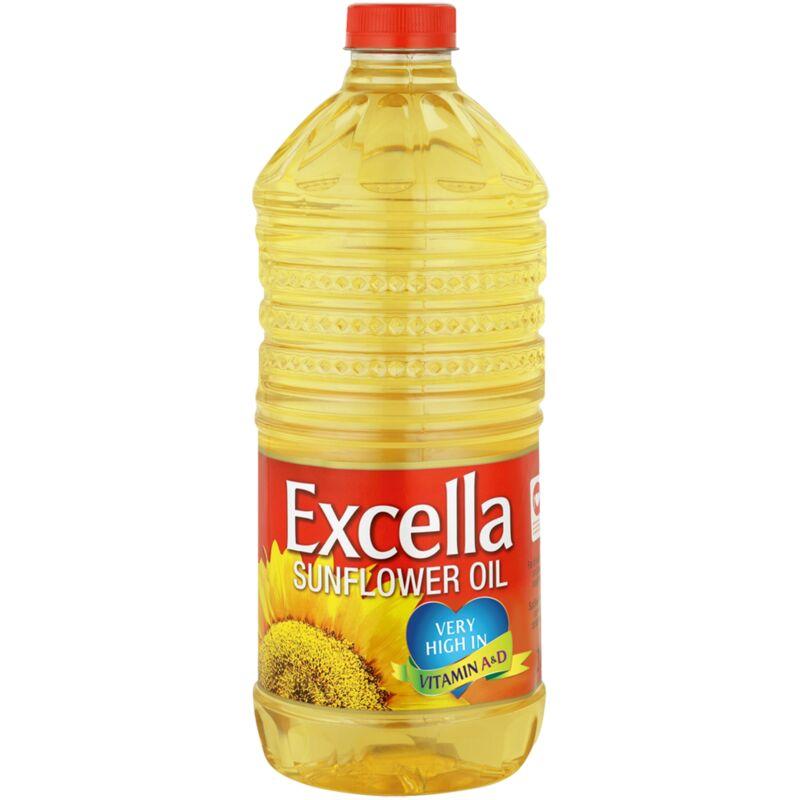EXCELLA SUNFLOWER OIL – 2L