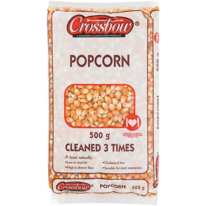 CROSSBOW POPCORN – 500G