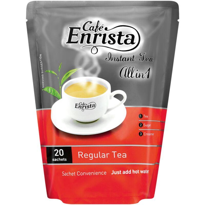 ENRISTA TEA INSTANT REGULAR – 400G