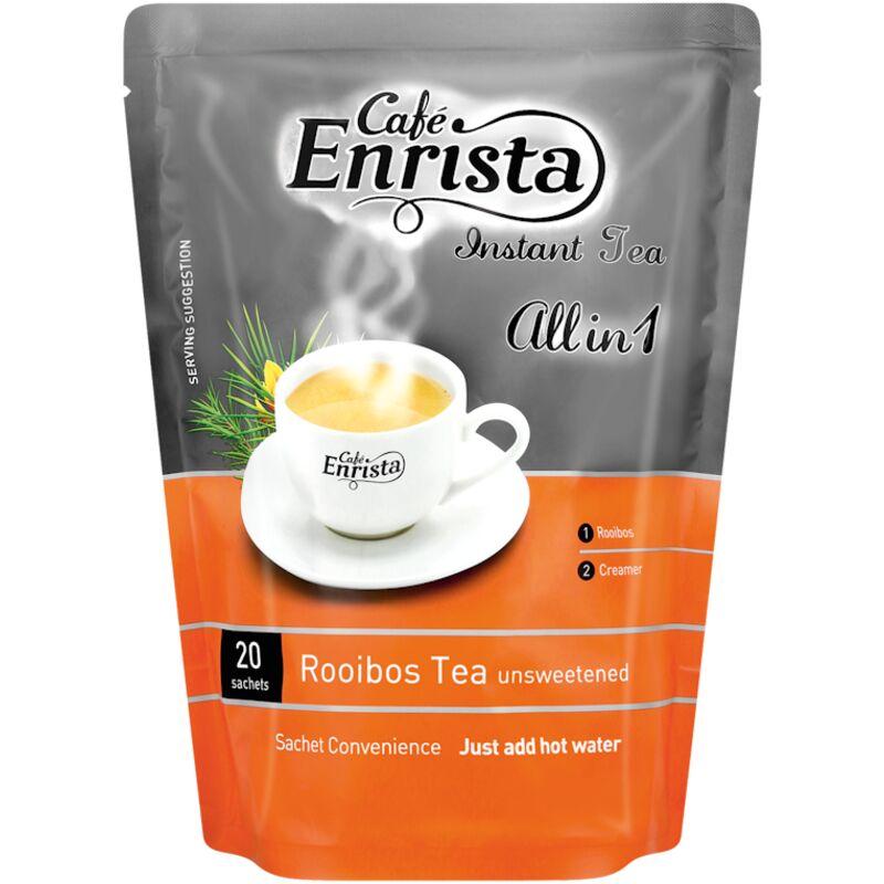 ENRISTA INSTANT TEA ROOIBOS 2IN1 – 200G