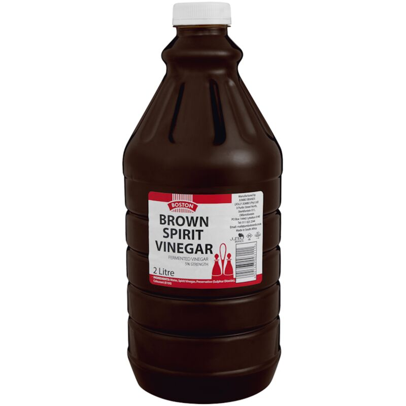 BOSTON VINEGAR BROWN – 2L