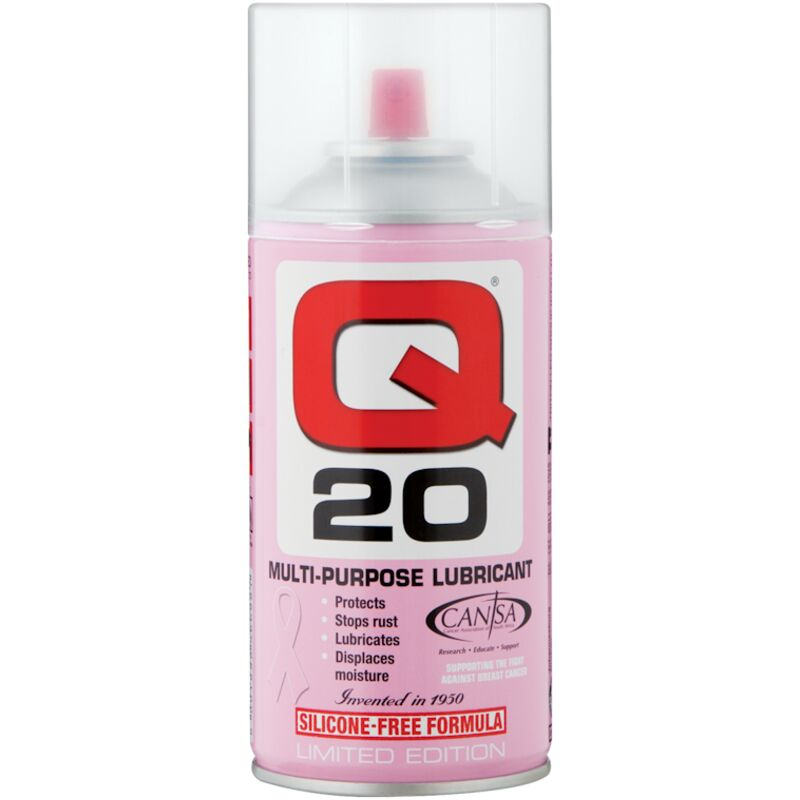 Q20 LUBRICANT CAN – 300G