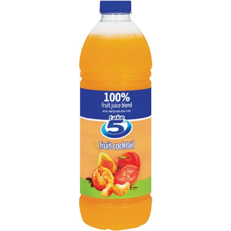 TAKE 5 100% FRUIT COCKTAIL FRUIT JUICE BLEND – 1.5L