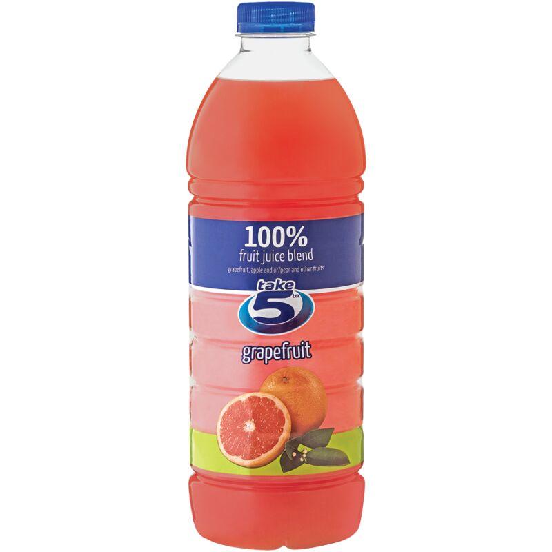 TAKE 5 100% GRAPEFRUIT FRUIT JUICE BLEND – 1.5L