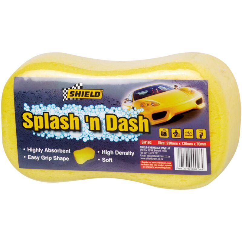 SHIELD SPLASH N DASH AUTO SPONGE – 1S