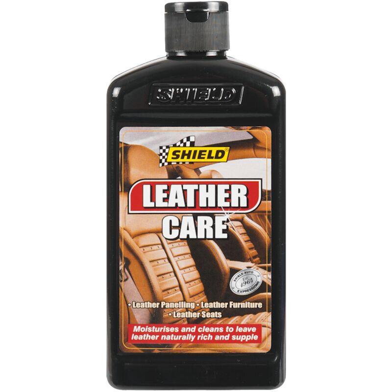 SHIELD LEATHER CARE – 400ML