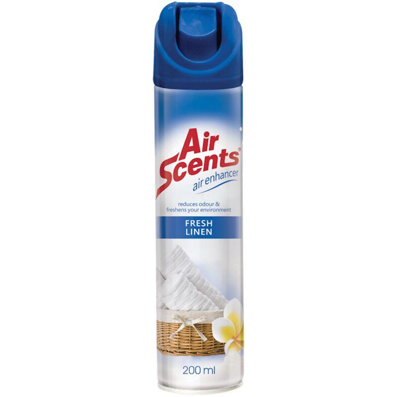 AIR SCENTS FRESH LINEN – 200ML