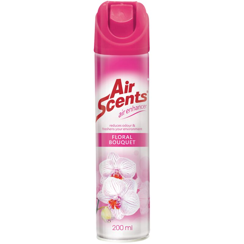 AIR SCENTS FLORAL – 200ML