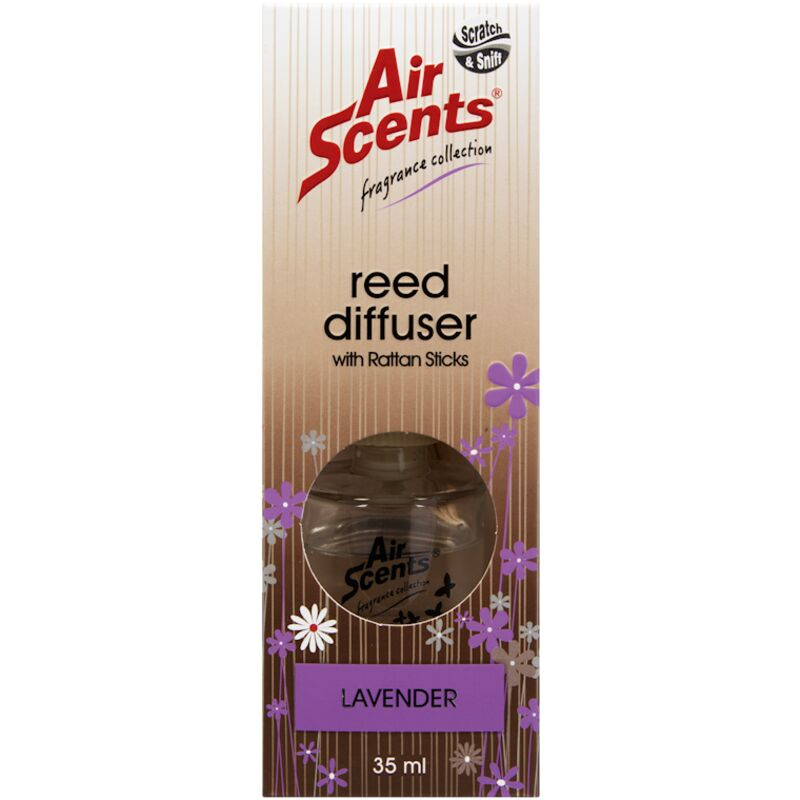 AIR SCENTS REED DIFFUSER LAVENDER – 35ML
