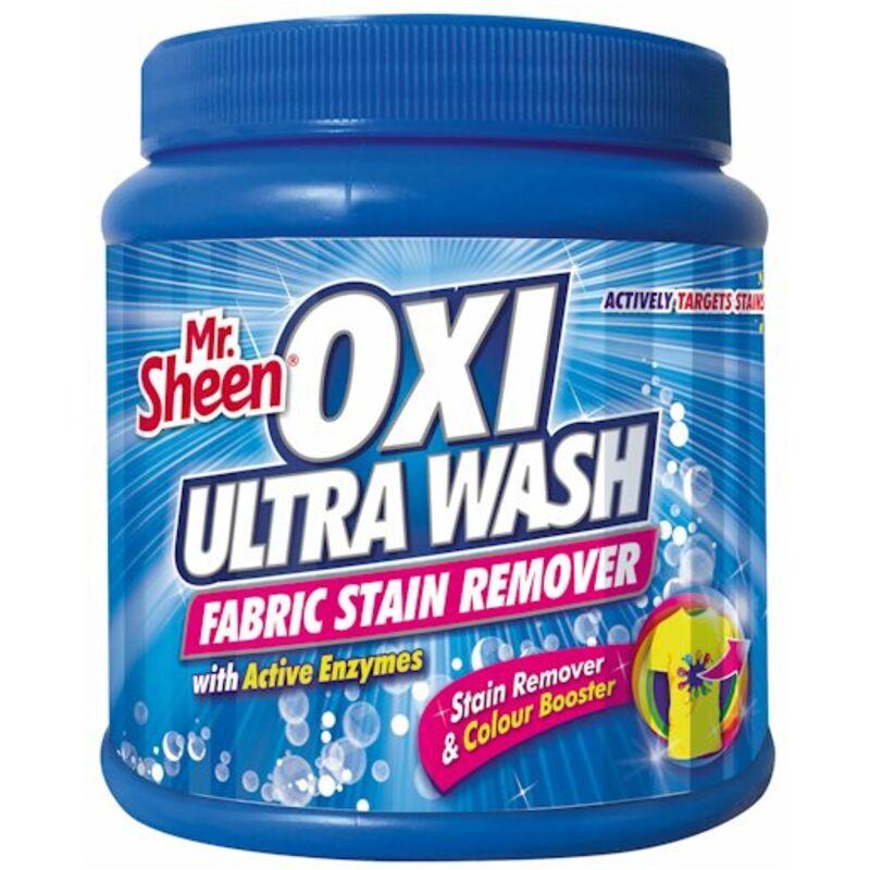 MR SHEEN OXI ULTRA WASH TUB – 500G
