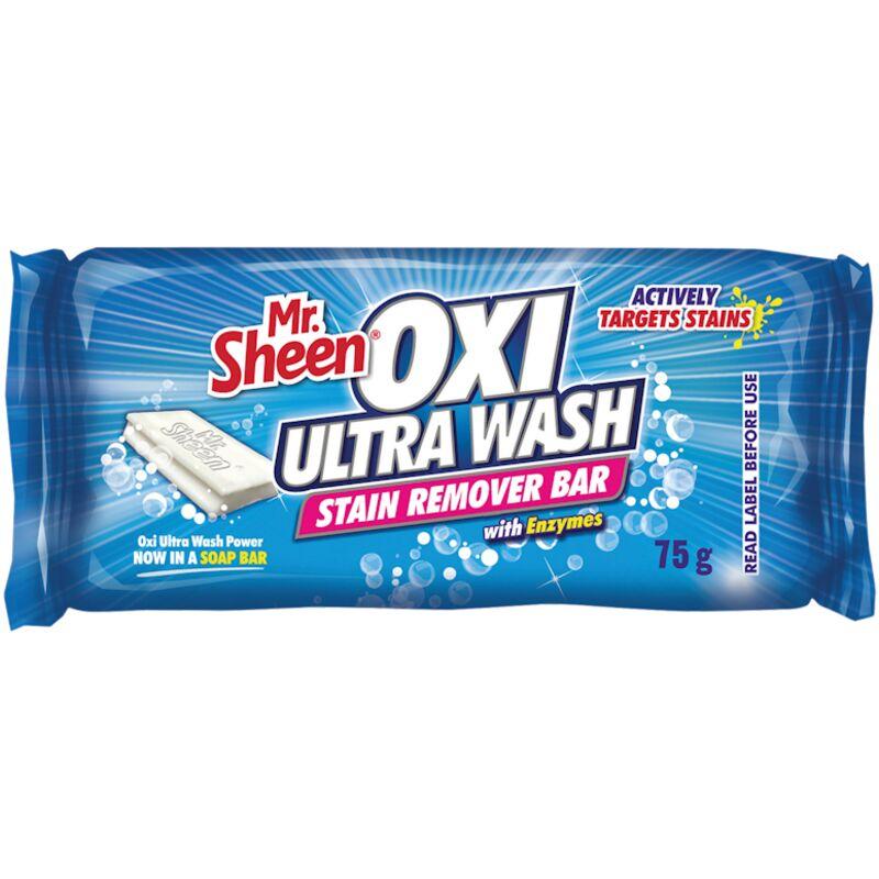 MR SHEEN OXI ULTRA SOAP BAR – 75G