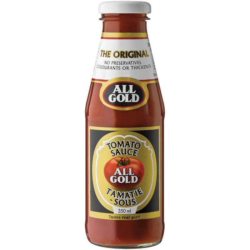 ALL GOLD TOMATO SAUCE – 350ML