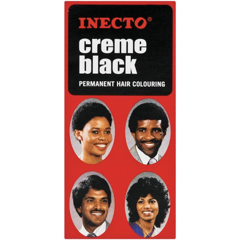 INECTO ORIGINALS H/COL CREME BLACK – 28ML