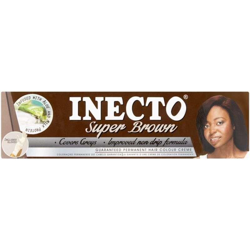 INECTO H/COL SUPER BROWN – 50ML
