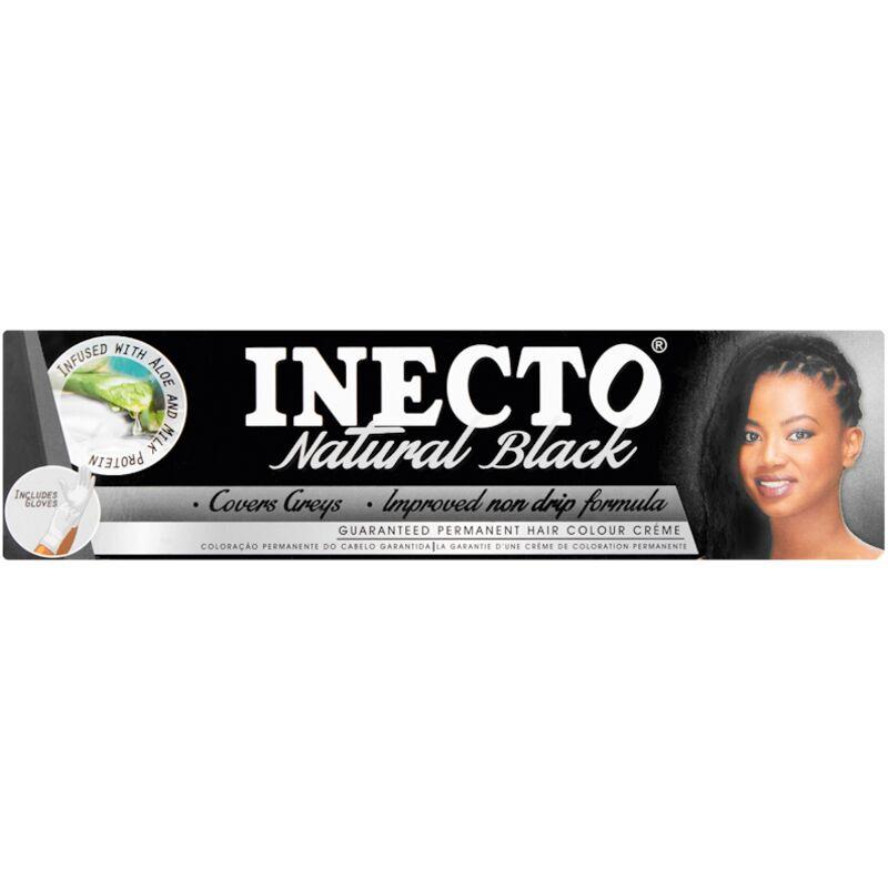 INECTO H/COL NATURAL BLACK – 50ML