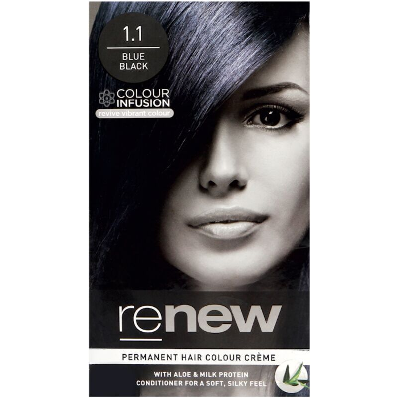 RENEW CREAM BLUE BLACK – 50ML