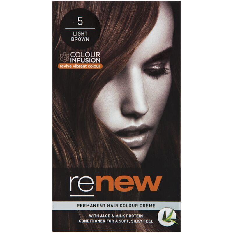 RENEW CREAM LIGHT BROWN – 50ML